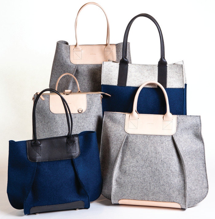 b69d77a7be3c Graf Lantz is an unconventional lifestyle brand creating classic styles in  merino wool felt and quality leather. All bags are made in their Los  Angeles ...