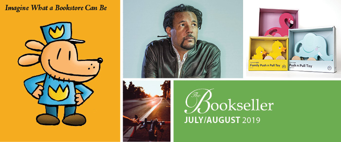 The Bookseller: July & August 2019 - McNally Robinson Booksellers