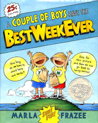 Cover image for A Couple of Boys Have the Best Week Ever