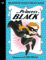 Cover image for The Princess in Black