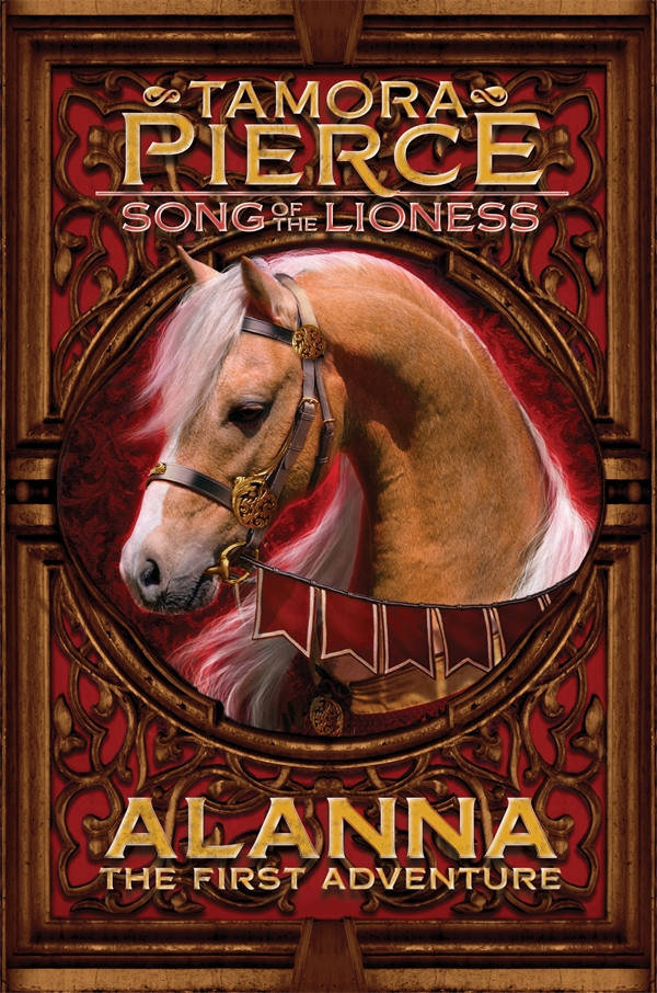 Cover image for alanna the first adventure