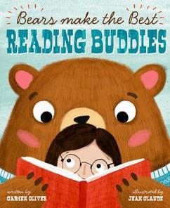 Cover image for Bears Make the Best REading Buddies